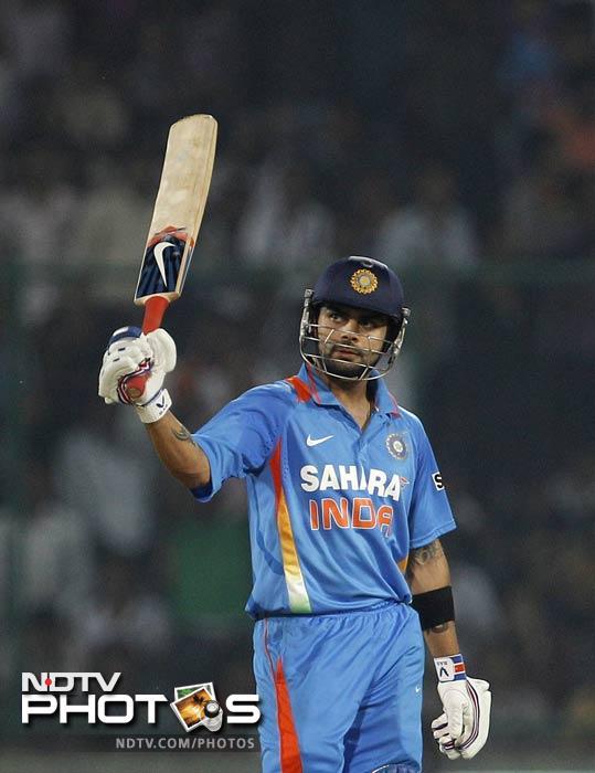 2nd ODI: India thrash England by 8 wickets