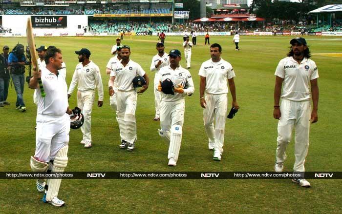 2nd Test, Day 3: Kallis, Jadeja shine at Kingsmead