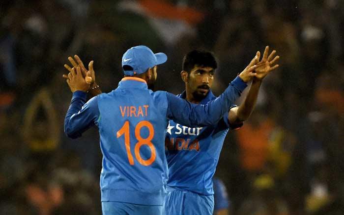 2nd ODI: Yuvraj Singh, MS Dhoni Star as India Clinch Series in Cuttack