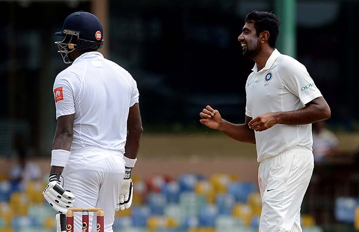 2nd Test: Ravindra Jadeja Powers India To Series Win Over Sri Lanka