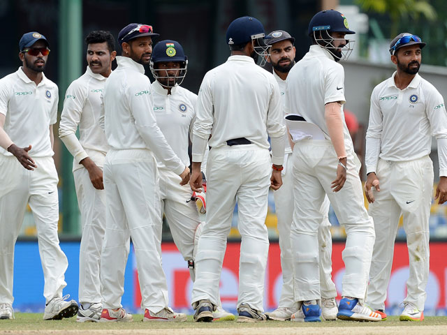 2nd Test: Ravindra Jadeja Powers India To Series Win Over Sri Lanka
