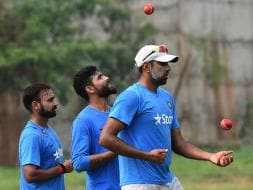 Photo : Spinners in Focus For India vs England 2nd Test in Vizag