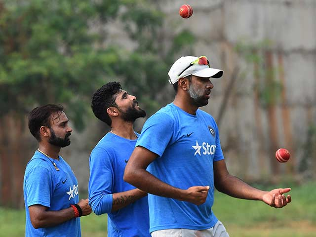 Spinners in Focus For India vs England 2nd Test in Vizag