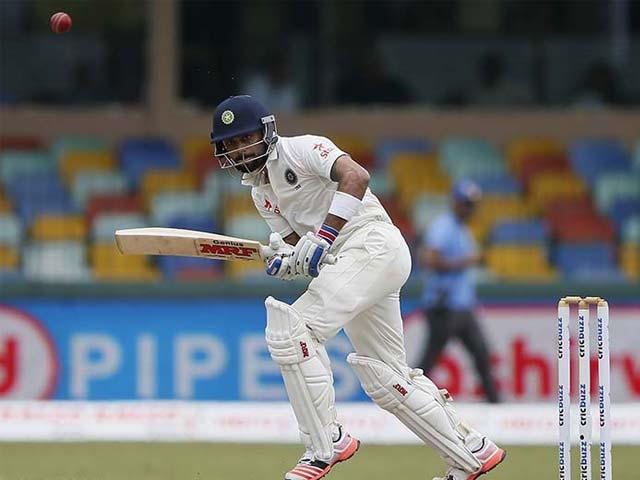 3rd Test, India vs Sri Lanka: Rain Wins Biggest Prize on Day 1