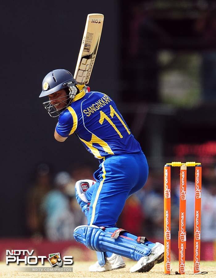 India edge past Sri Lanka to take the lead