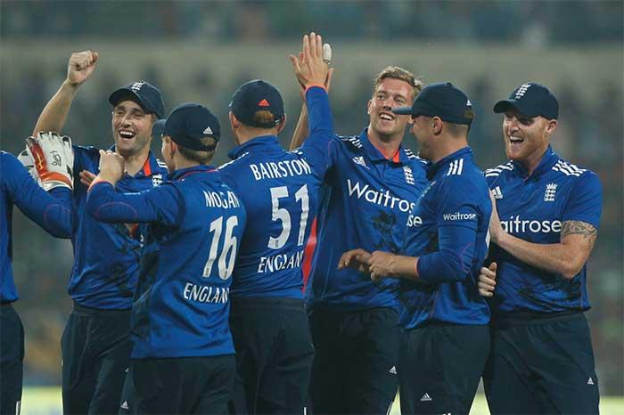 3rd ODI: England Defy Kedar Jadhav