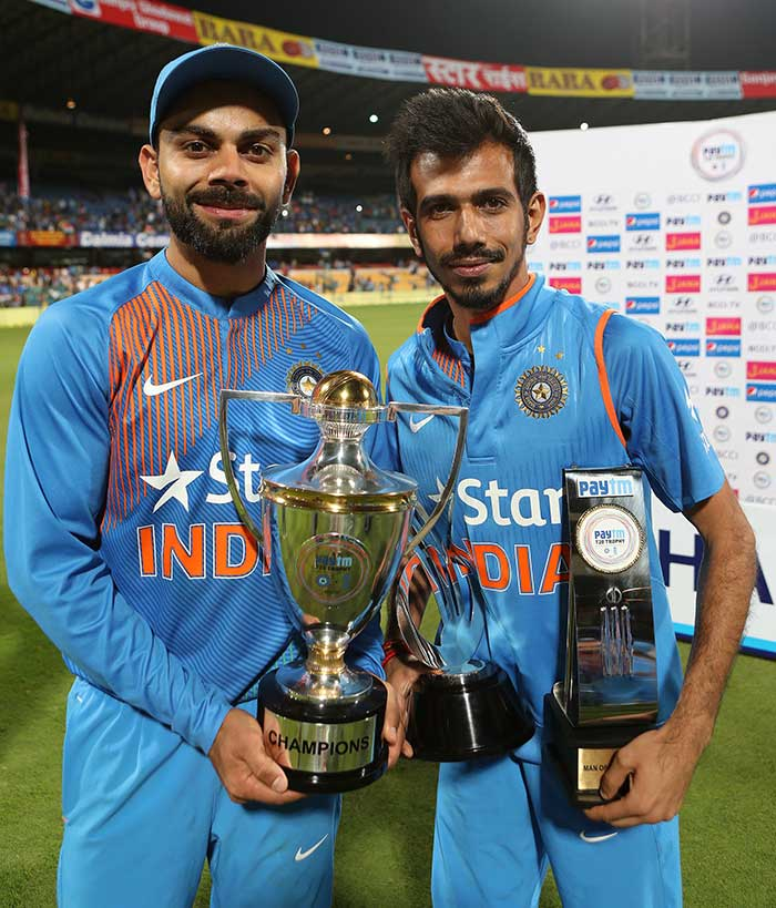 Yuzvendra Chahal's Dream Spell Hands India T20 Series Win vs England