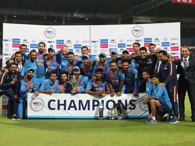 Yuzvendra Chahals Dream Spell Hands India T20 Series Win vs England