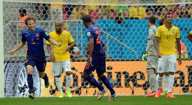 FIFA World Cup: Netherlands Beat Brazil 3-0 , Finish Third