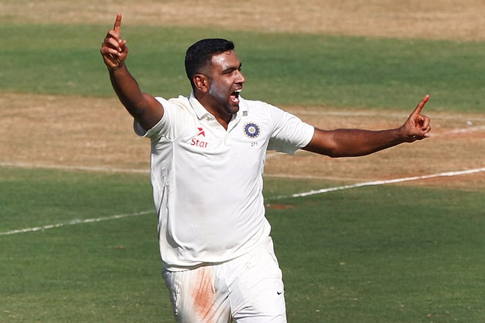 4th Test: Ravichandran Ashwin leads India's fightback with four wickets on Day 1