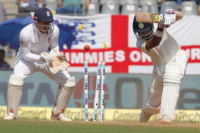 4th Test: Murali Vijay, Cheteshwar Pujara Lead India's Reply on Day 2