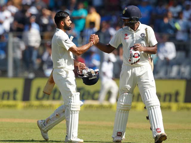 4th Test, Day 4: Virat Kohli, Jayant Yadav Put India in Firm Control vs England