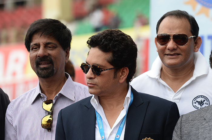 Greats Felicitated By BCCI Ahead of Indias 500th Test