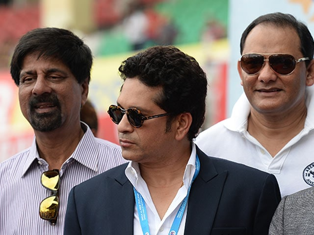 Greats Felicitated By BCCI Ahead of India's 500th Test