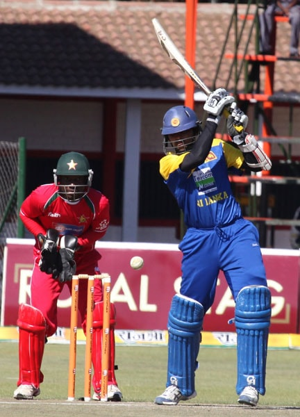 6th ODI: SL vs Zim