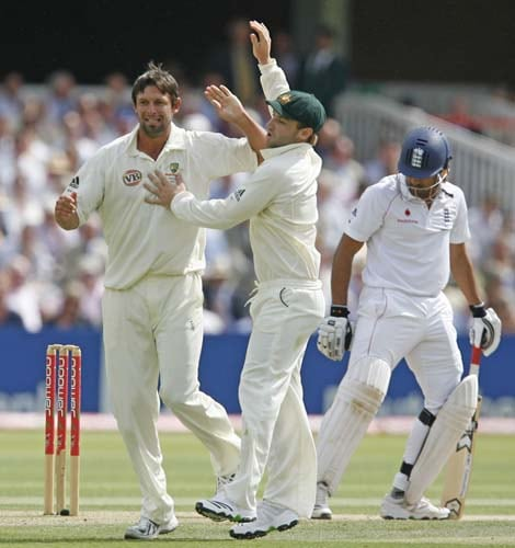 Ashes: 2nd Test, Day 1