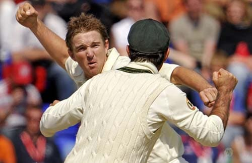 Ashes: 1st Test, Day 5
