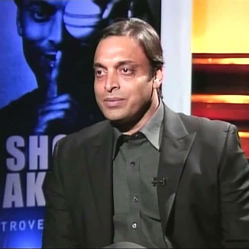 'Controversially Yours' by Shoaib Akhtar