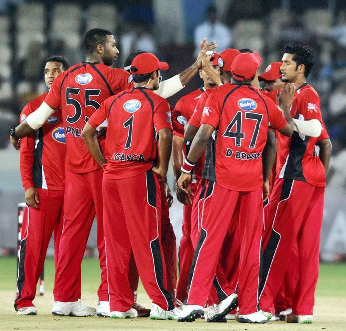 CLT20: Trinidad and Tobago vs Diamond Eagles