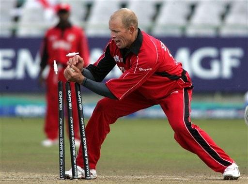 England vs Zimbabwe