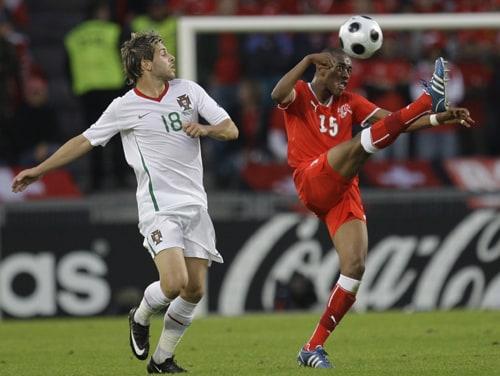 Switzerland vs Portugal
