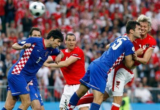 Euro 2008 — Austria vs Croatia