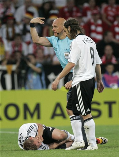 Euro 2008 — Germany vs Polland