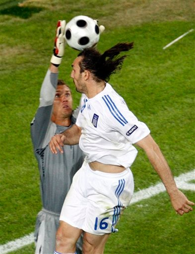 Euro 2008 — Sweden vs Greece