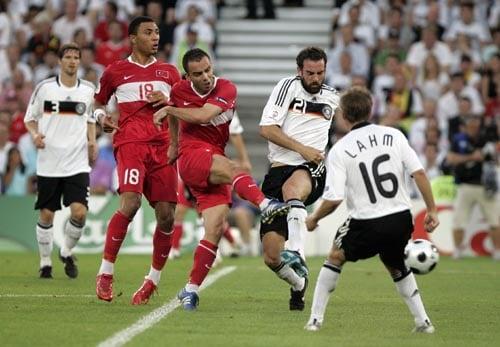 1st Semifinal - Germany vs Turkey