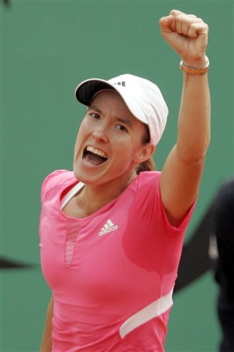 French Open Ladies SF
