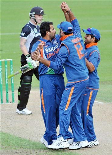 India vs New Zealand: 4th ODI