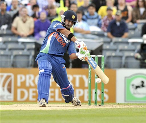 India vs NZ: 1st Twenty20