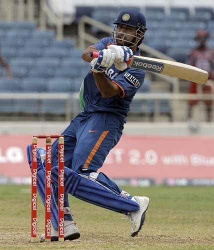 1st ODI: IND vs WI