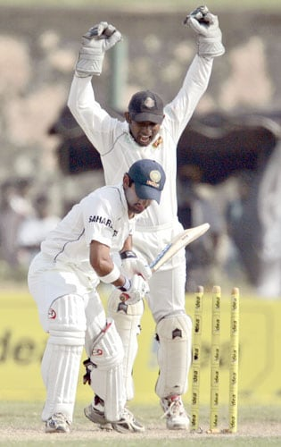 2nd Test, Day 3: India vs SL