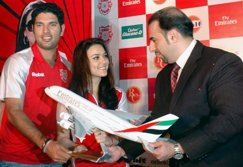 New look for Kings XI
