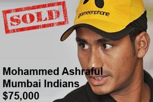 IPL Auction - Season 2