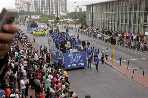 IPL-II caravan rolls out in SA