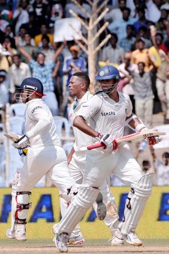Day 3: India vs SA, 1st Test