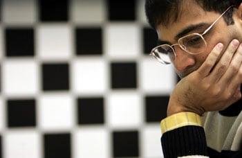 Viswanathan Anand's World Championship title