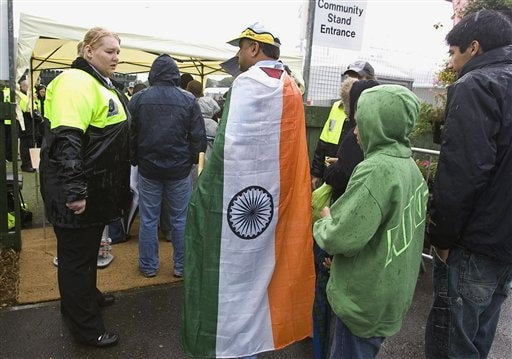 India v Pakistan