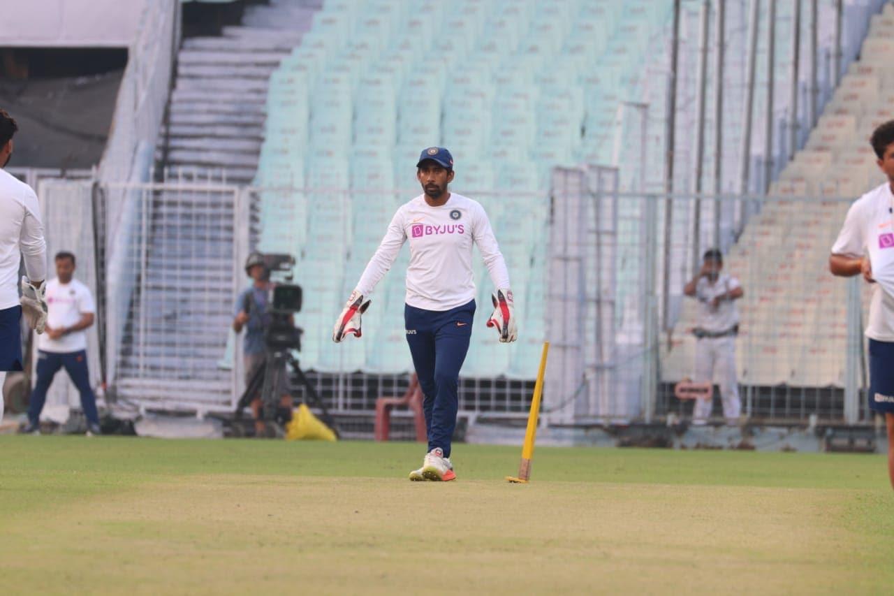 भारत का पहला डे-नाइट टेस्ट मैच आज, प्रैक्टिस  के दौरान कुछ इस अंदाज में दिखे भारतीय क्रिकेटर्स