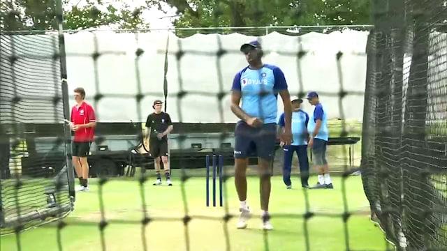 IND v NZ: இரண்டாவது டெஸ்ட் போட்டிக்கு முன்னதாக தீவிர பயிற்சியில் இந்திய அணி!