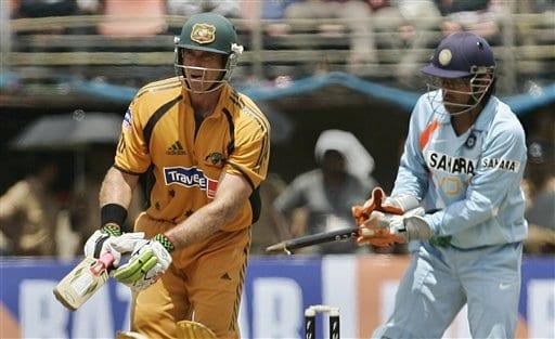 Ind v Aus - 2nd ODI