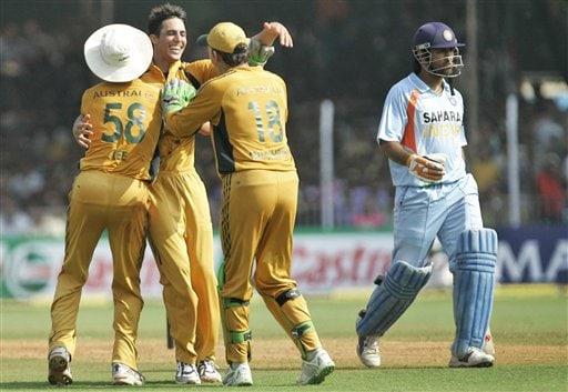 Ind v Aus - 5th ODI