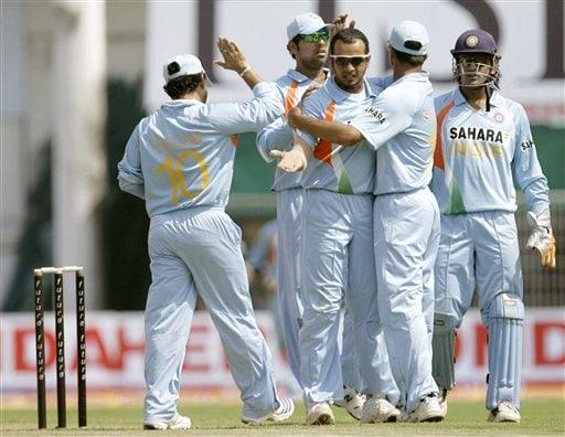 Ind v Aus - 6th ODI