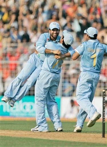 Ind v Aus - 7th ODI