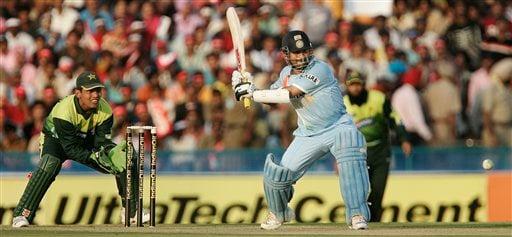 Ind v Pak - 2nd ODI