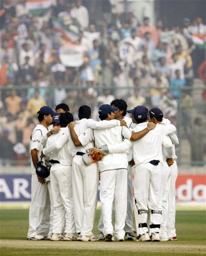 1st Test, Ind v Pak - Day 1