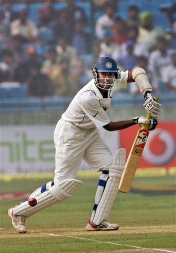 1st Test, Ind v Pak - Day 2