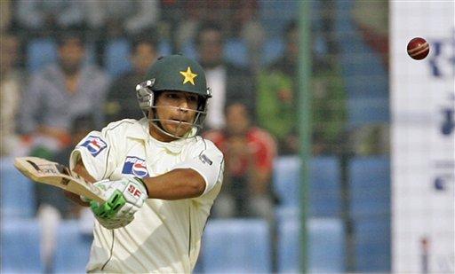 1st Test, Ind v Pak - Day 3